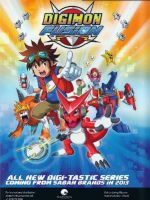 Digimon Fusion Promo Poster by jacobspencer04