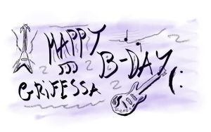 happy b day for grifessa gift by scgmd4