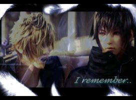 Noctis remembers.. by NotXforXyou
