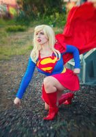 Supergirl II by EnchantedCupcake