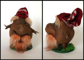 Orchard Gnome 2 by DannArte