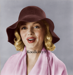 Marilyn Monroe by koolkitty9