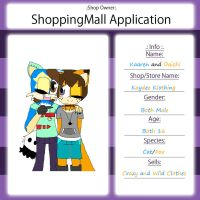 ShoppingMall App- Kaydee by Grumpy-Catt
