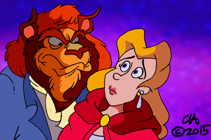 The Other OTHER Beauty and The Beast by Chopfe