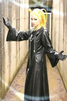 Larxene Kingdom Hearts Cosplay by MissHatred by JessicaMissHatred