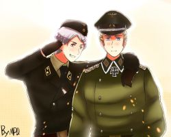 Germanic Brother by partee6554