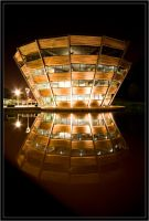 The Djanogly Centre II by Wainson