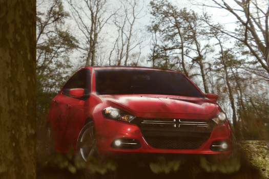 Dodge Dart - Anything Is Possible 2 by JPortfolio