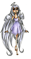 AT: Little Angel by HappehCakes