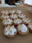 Mini Lemon Meringue Pies by LillyFruit