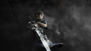 Final Fantasy Versus XIII by IntelRobbie