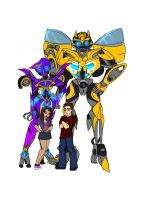 Transformers tribute by Lily-pily