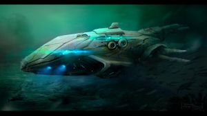 transport submarine by ldimonl