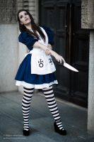 Alice Liddell Cosplay #3 by MissLiddles