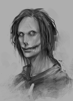 Jeff the killer by QuyenT