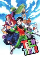 Teen Titans by gurusha