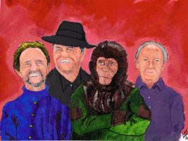 Davy Jones's Replacement - Monkees by smjblessing