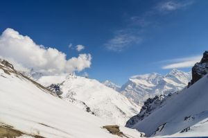Annapurna Circuit - Day 8 - High Camp by LLukeBE