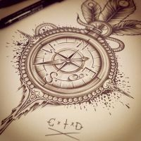 C x I x D Compass by EdwardMiller