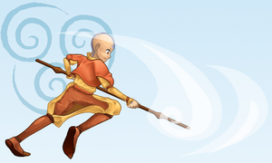 Aang by xsplitty