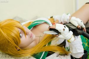 Miyamoto Rei - HighSchool of the Dead by jotaPeVaz