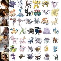 InceptionPokemon Roster by TheCelticLioness