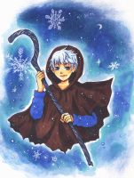RotG: Jack Frost by fiomama