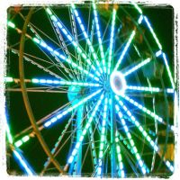 Ferris Wheel 2 by Reconnection