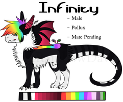 | Infinity 2014 Reference Sheet | by UltraViolentRainbows