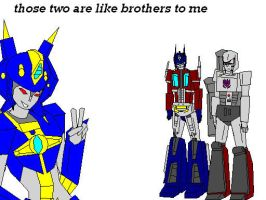 brothers to me by tfgirl