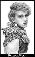 Patrick Wolf by weezie