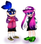 Inklings by PlagueDogs123