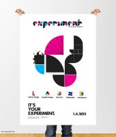 'Experiment' Poster by sm00chie92