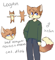 Logan Ref by captyns