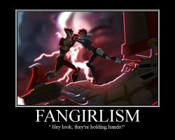 Fangirlism by almightyme