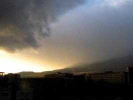 The Storm by Aivaseda