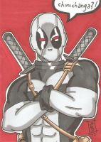 Deadpool SC by Elvatron