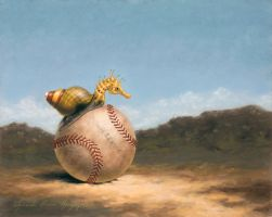A League Of Its Own by LindaRHerzog
