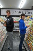 Rhett and Link at Butt Drugs 7 by aaron-tuell