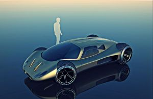 Supercar Concept8 by Scifiwarships