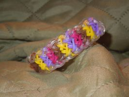 Rainbow Loom: Weave by Culinary-Alchemist