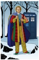 6th Doctor by KellyYates