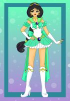 Sailor Jasmine by Sailor-Serenity