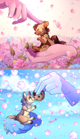 pets + sweets = heaven by PRlNCE