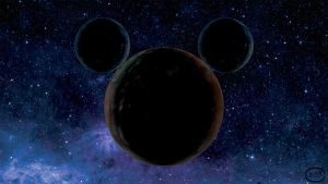I'm Going to Disney World WP by GlenRoberson