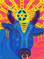 Holy COW by Be-Lyle