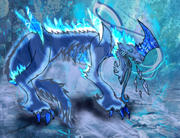 Frost Claw by LostHellAngel