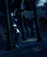 Blue Night by NorellaAngelique