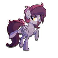 Dawn Paper Pony by Left2Fail