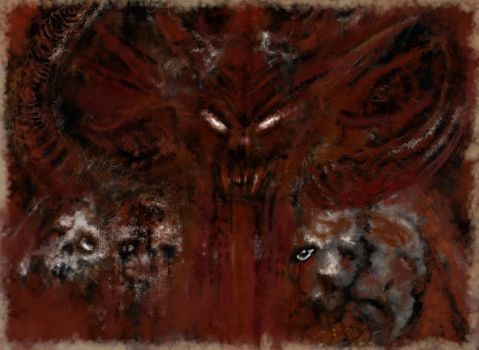 Blood For The War God by Tor2013